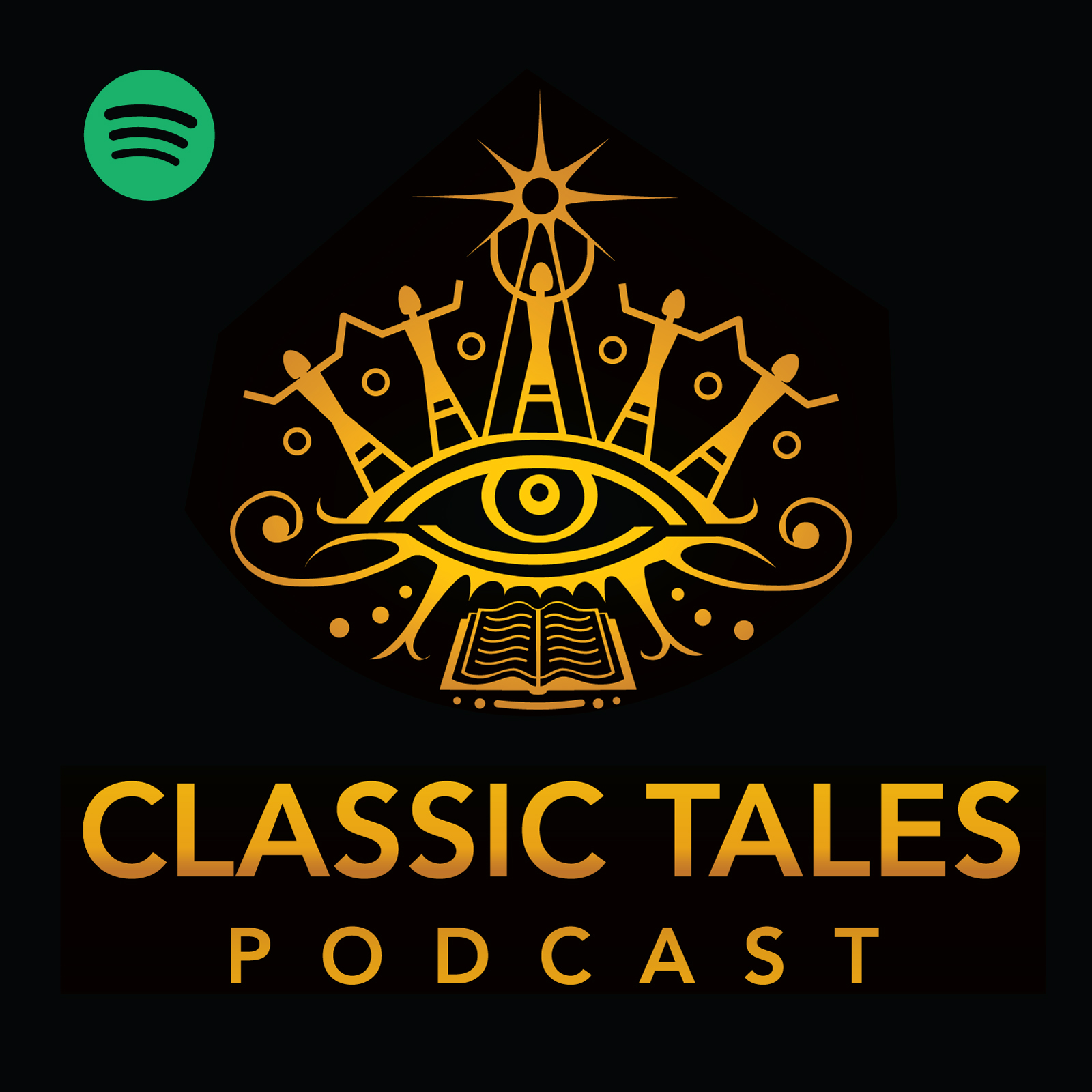 The Classic Tales Podcast show art