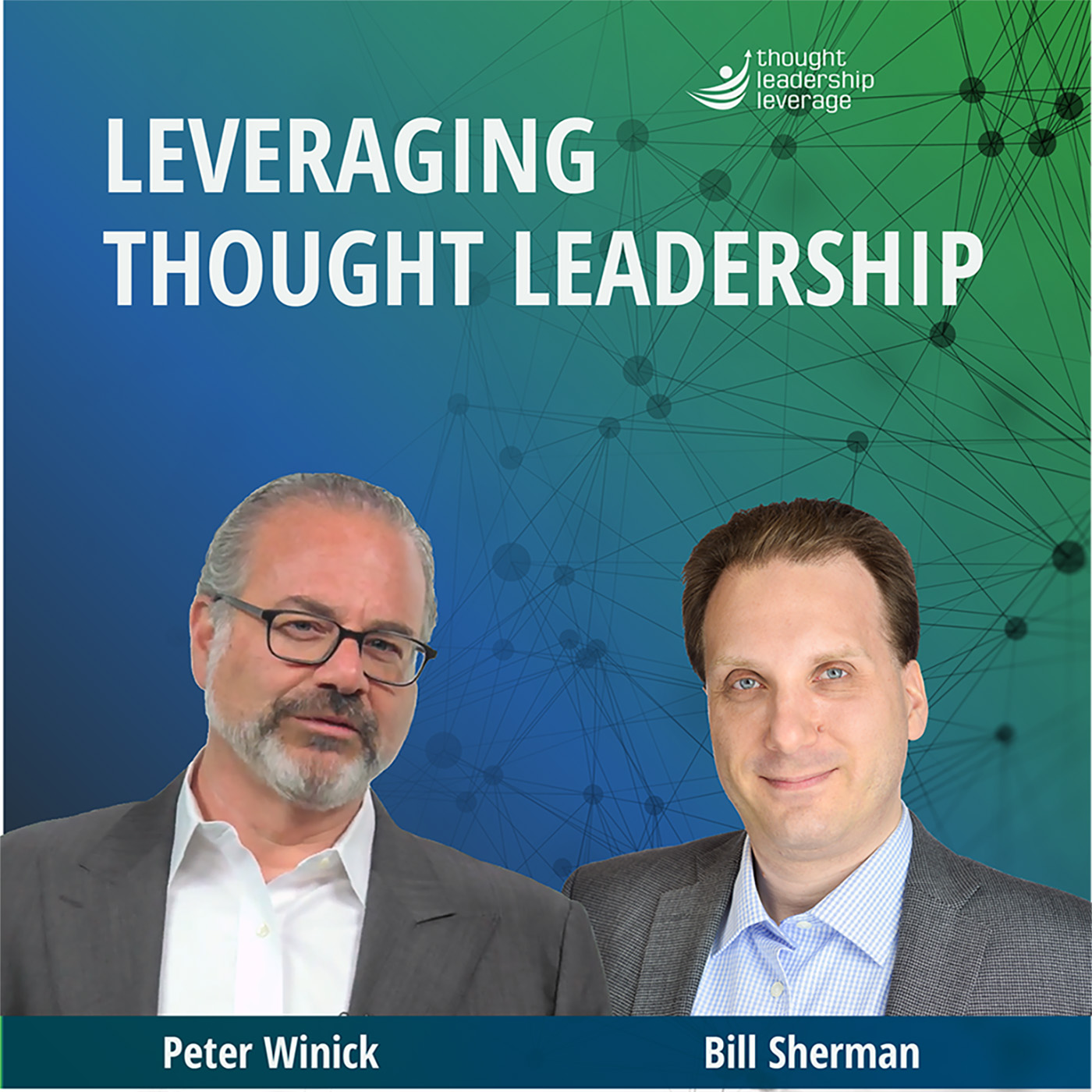 Leveraging Thought Leadership show art