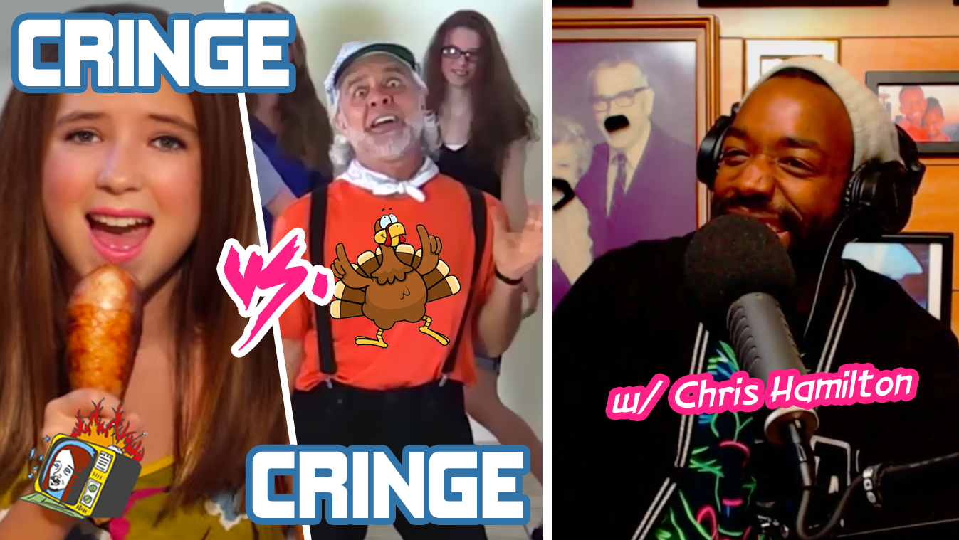 """It's Thanksgiving"" Vs. ""A Turkey Dance"" - CRINGE VS. CRINGE"