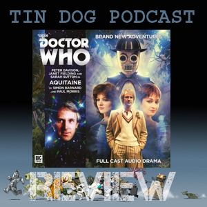 TDP 561: Doctor Who Main Range 209 - Aquatine