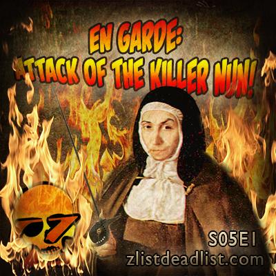 S05E1 En Garde: The Attack Of The Killer Nun