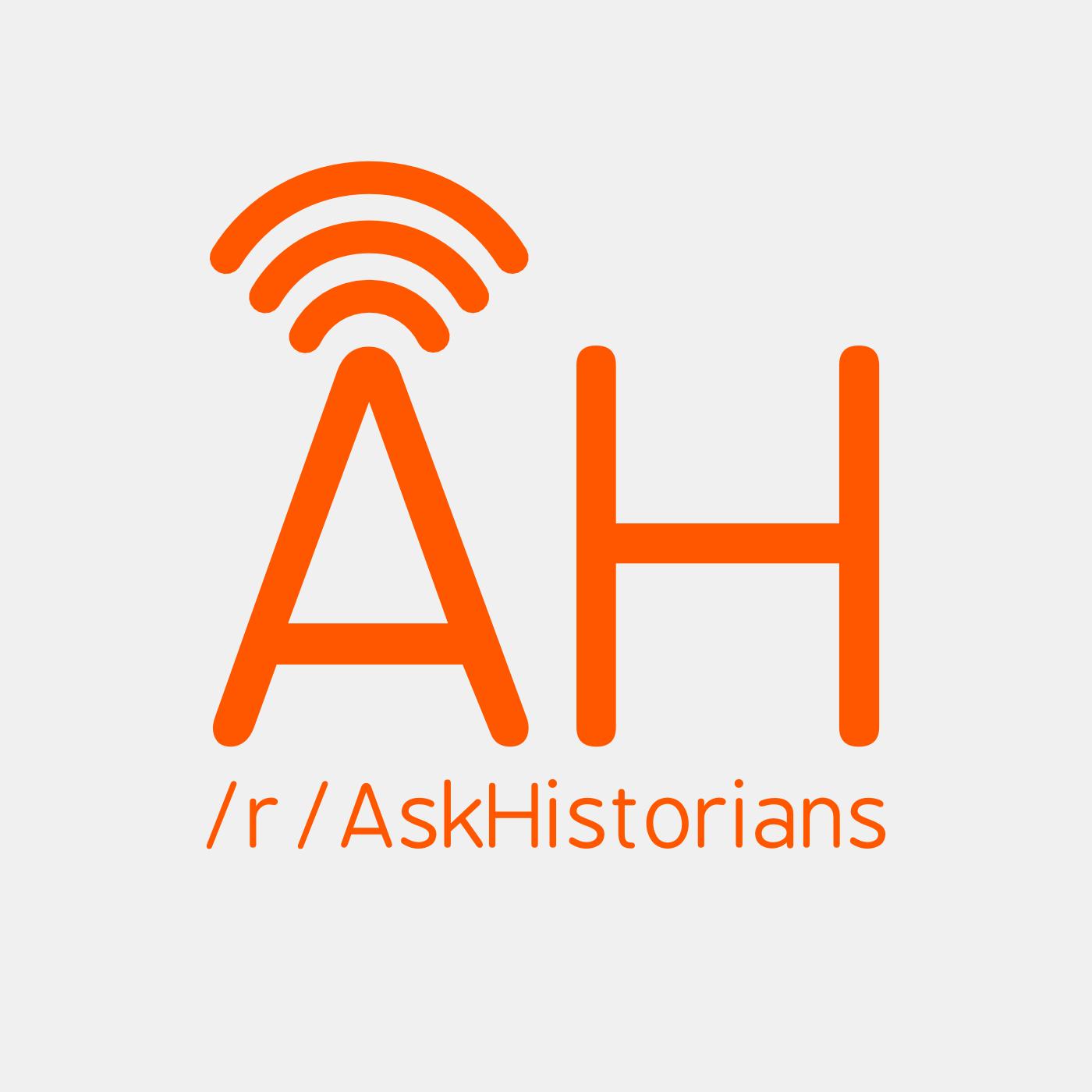 The AskHistorians Podcast logo