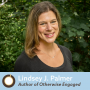 Artwork for Episode 346: Otherwise Engaged Author Lindsey J. Palmer