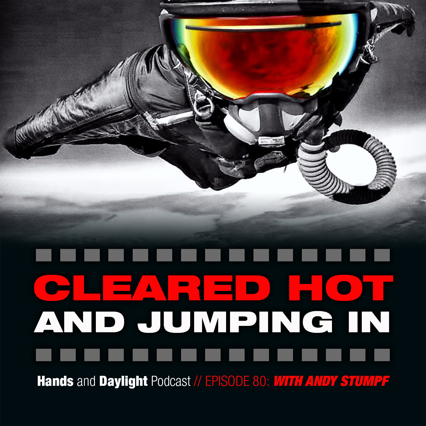 E80: CLEARED HOT AND JUMPING IN