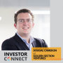 Artwork for Investor Connect - 381 - Dougal Cameron of Golden Section Ventures