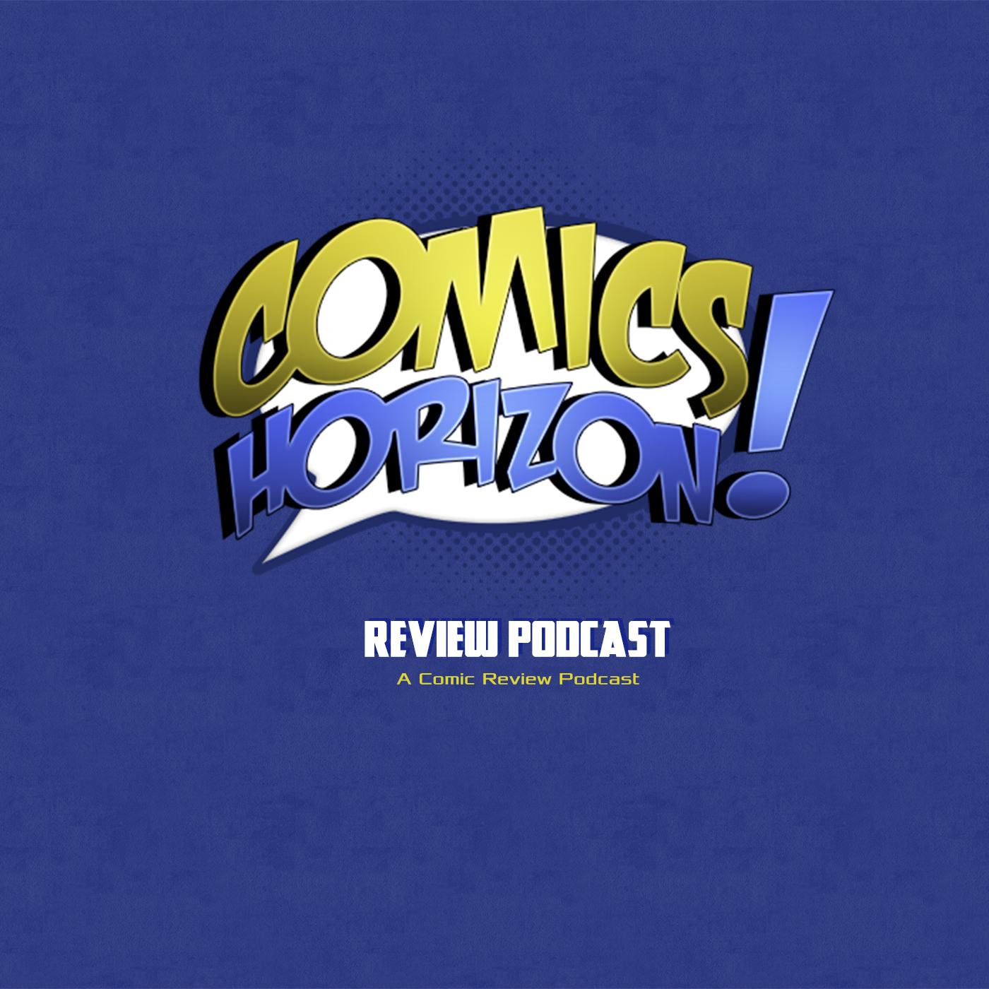 Comics Horizon Podcast show art