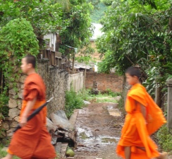 Luang Prabang, Laos - Travel in 10 Travel Podcast - Episode 3