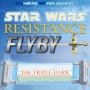 "Artwork for Star Wars Resistance Flyby: ""The Triple Dark"""