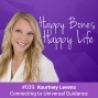 Artwork for Ep 39 - Kourtney Levens - Connecting to Universal Guidance