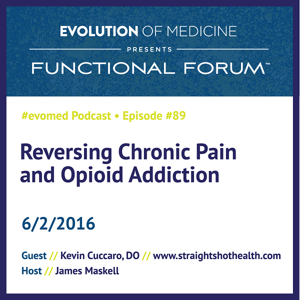 Reversing Chronic Pain and Opioid Addiction