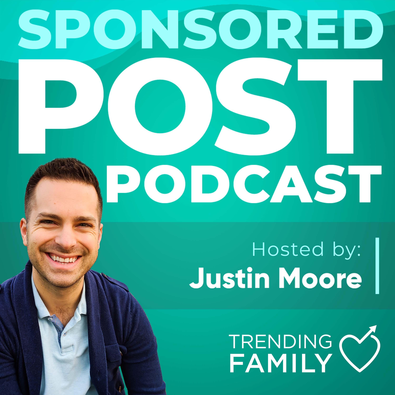 Sponsored Post Podcast show art