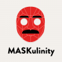 Artwork for Hollywood Validates the Mask in Masculinity