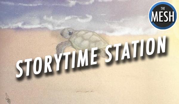 Storytime Station: Wally the Wayward Sea Turtle