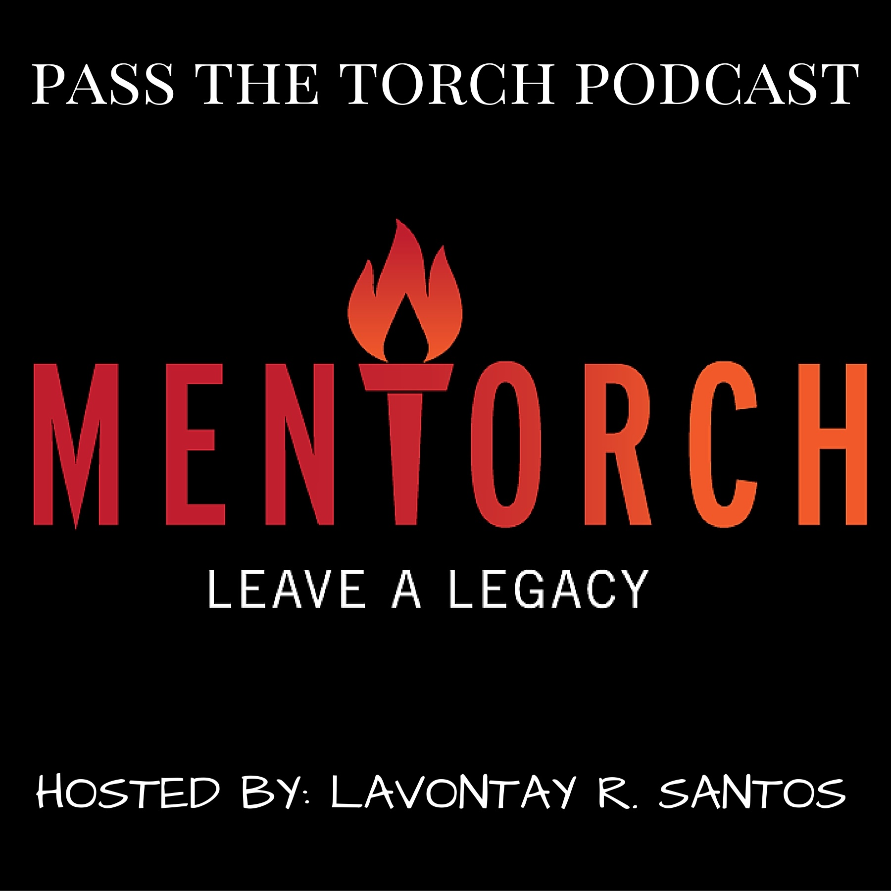 Pass the Torch Podcast logo