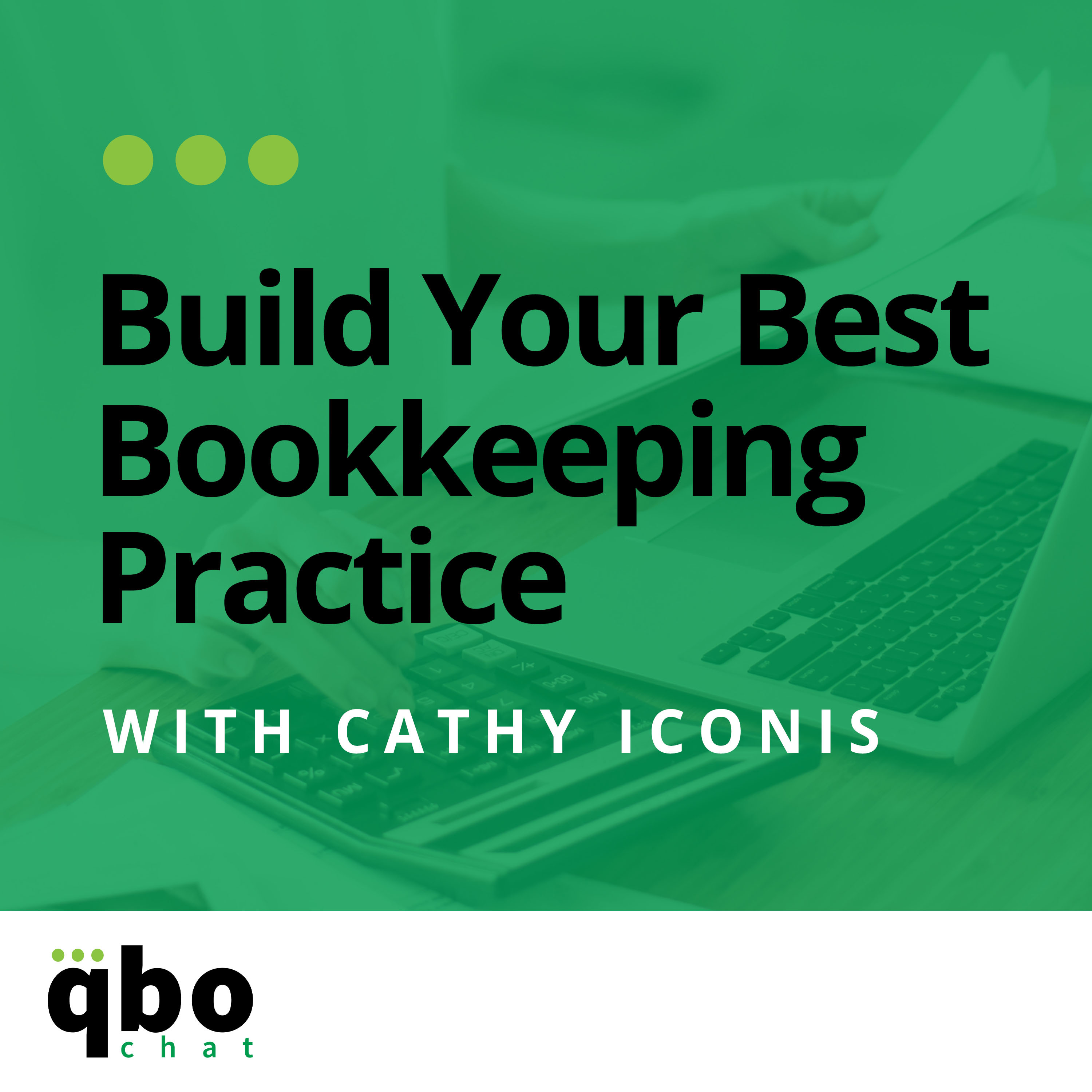 Build Your Best Bookkeeping Practice Podcast show art