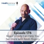 Artwork for 176 - How Comedy Can Help You Sell More with Kevin Rogers