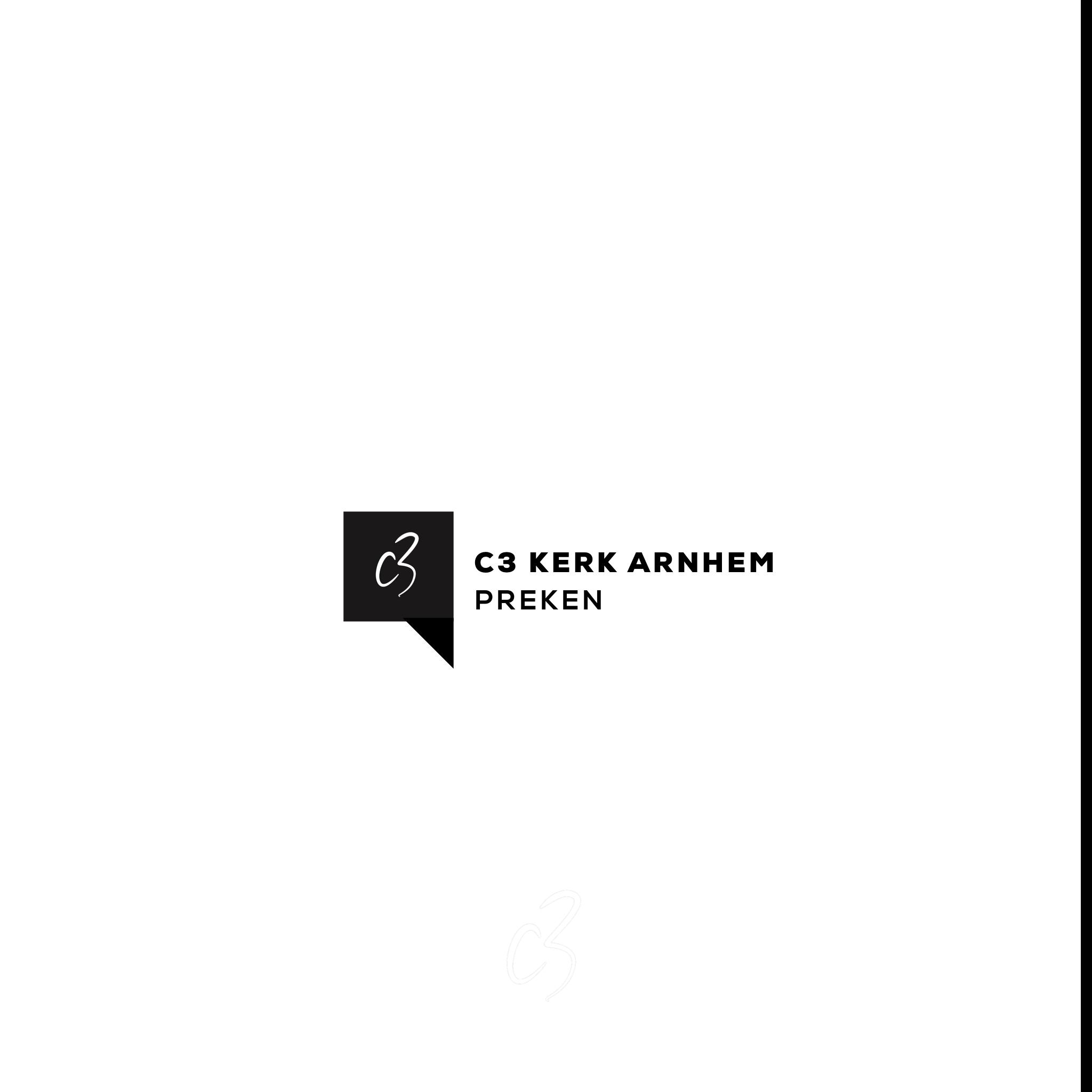 C3 Kerk Arnhem - Live opnamen logo