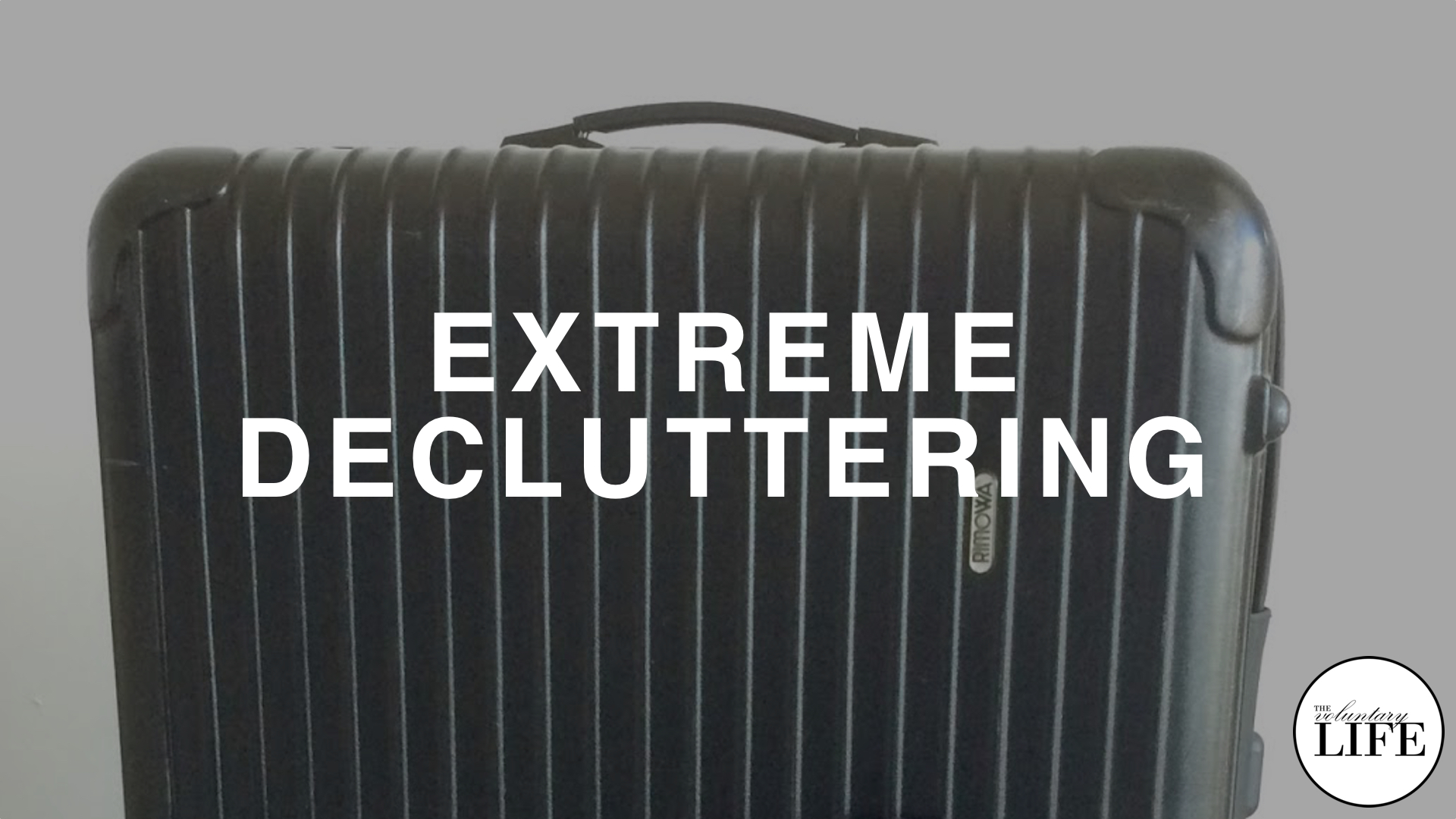 215 Extreme Decluttering