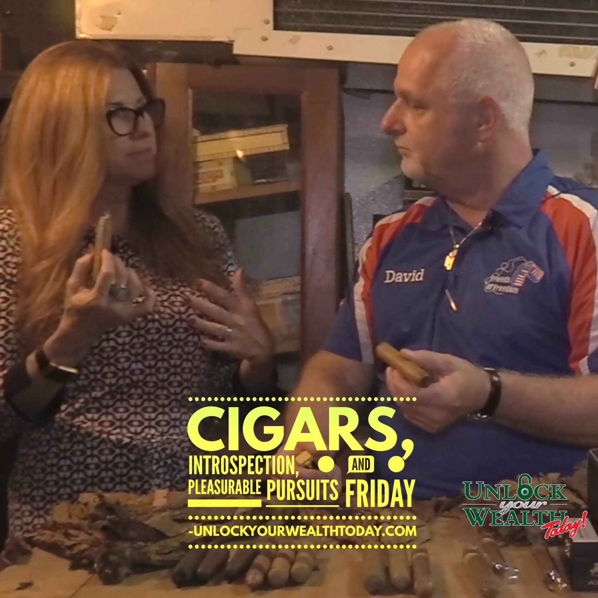 Artwork for Cigars, Introspection and the Fine Art of Cigar Smoking with David Haddad