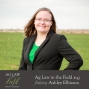 Artwork for Episode #43 - Ashley Ellixson (Right to Farm Laws)
