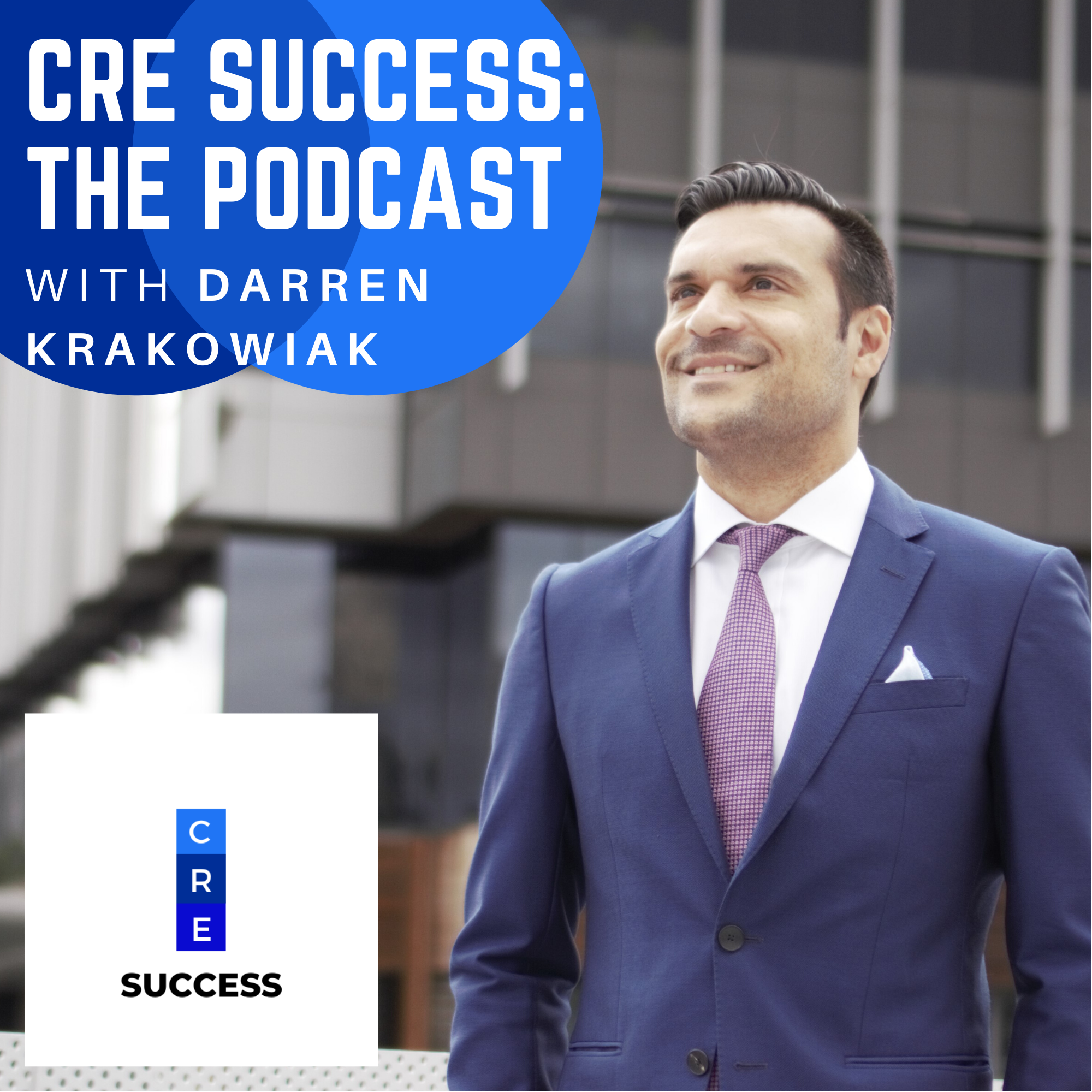 CRE Success: The Podcast show art