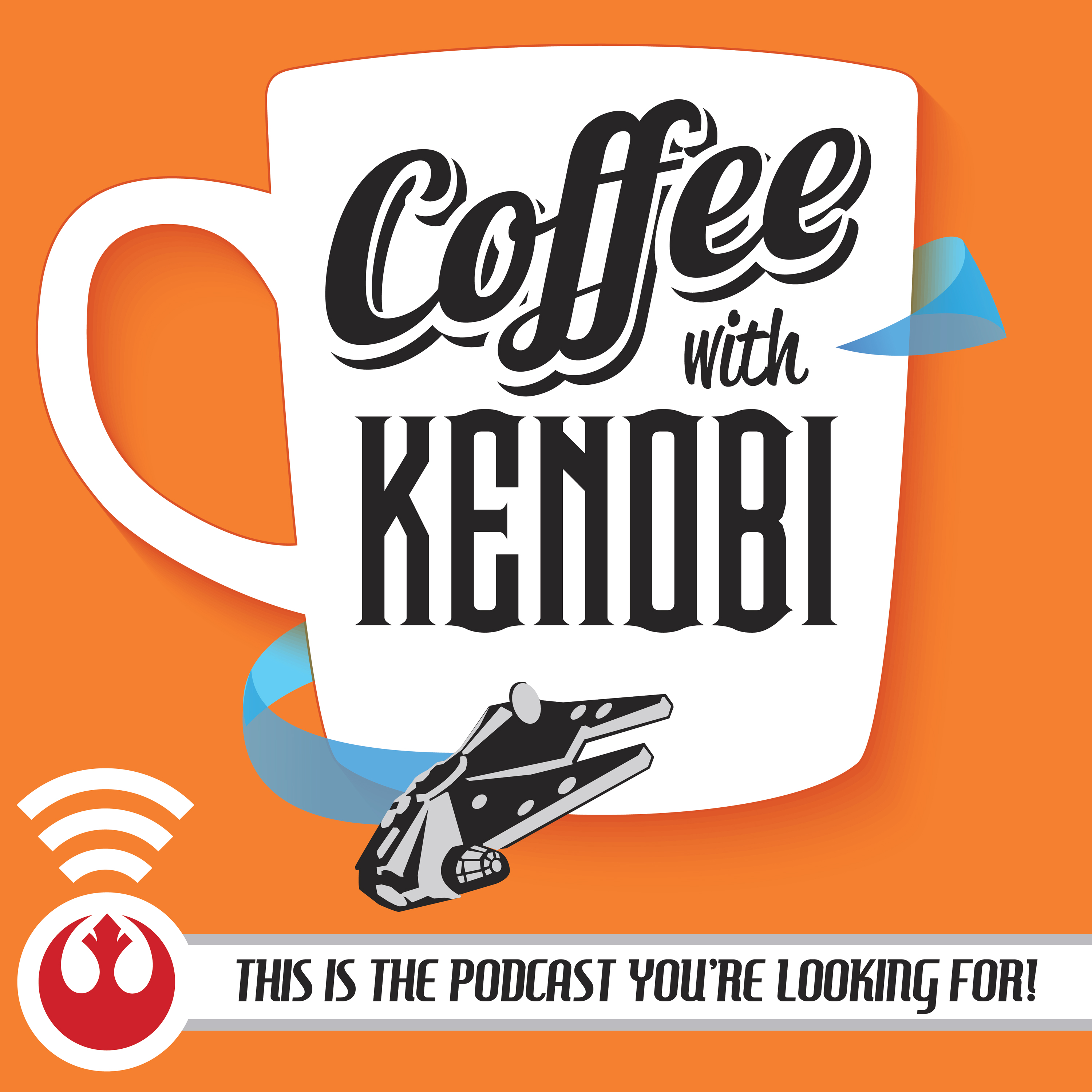Coffee With Kenobi: Star Wars Discussion, Analysis, and Rhetoric logo