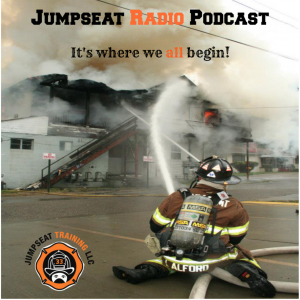 Artwork for Jumpseat Radio 084 Fire Department Chronicles