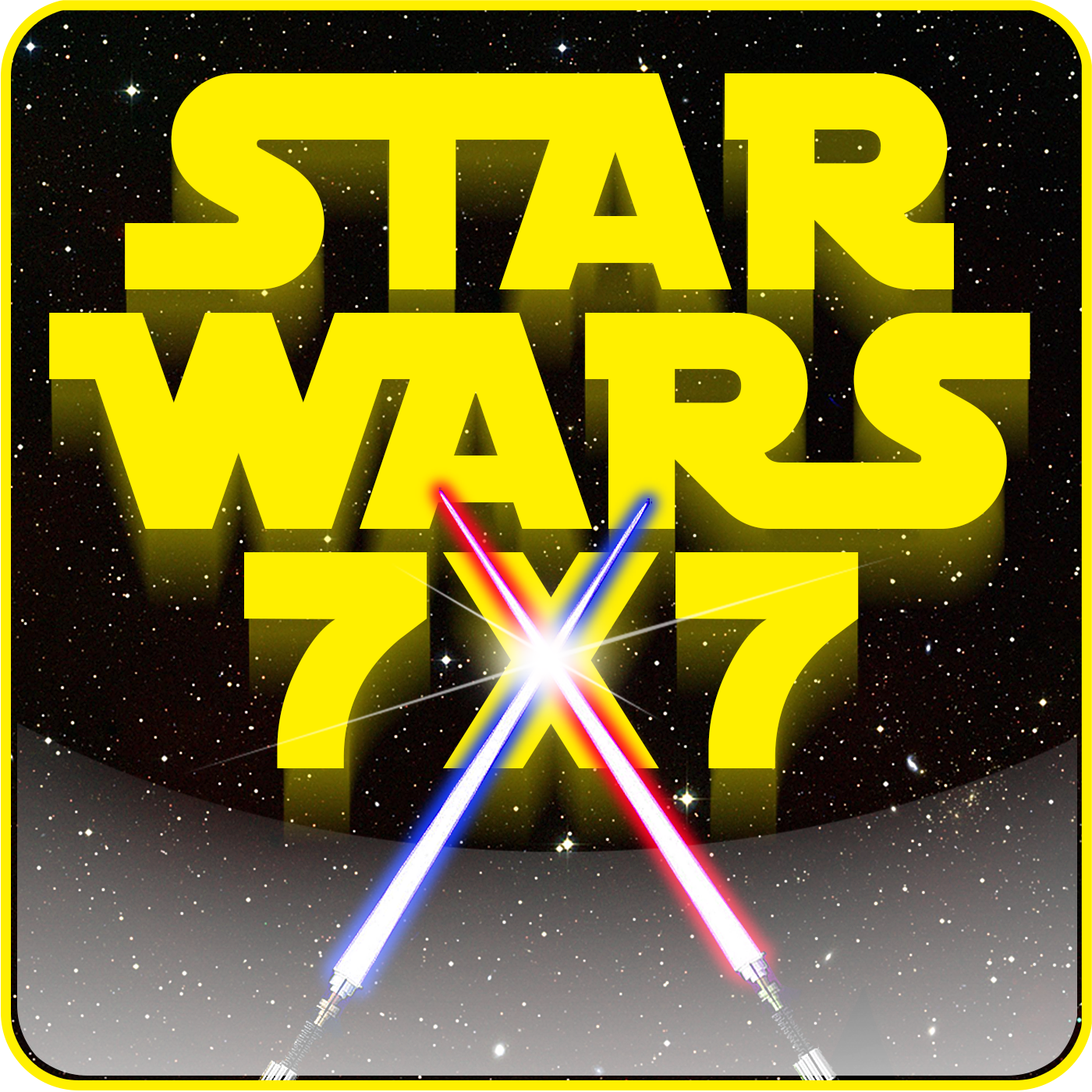Star Wars 7x7   Star Wars News, Interviews, and More! show art
