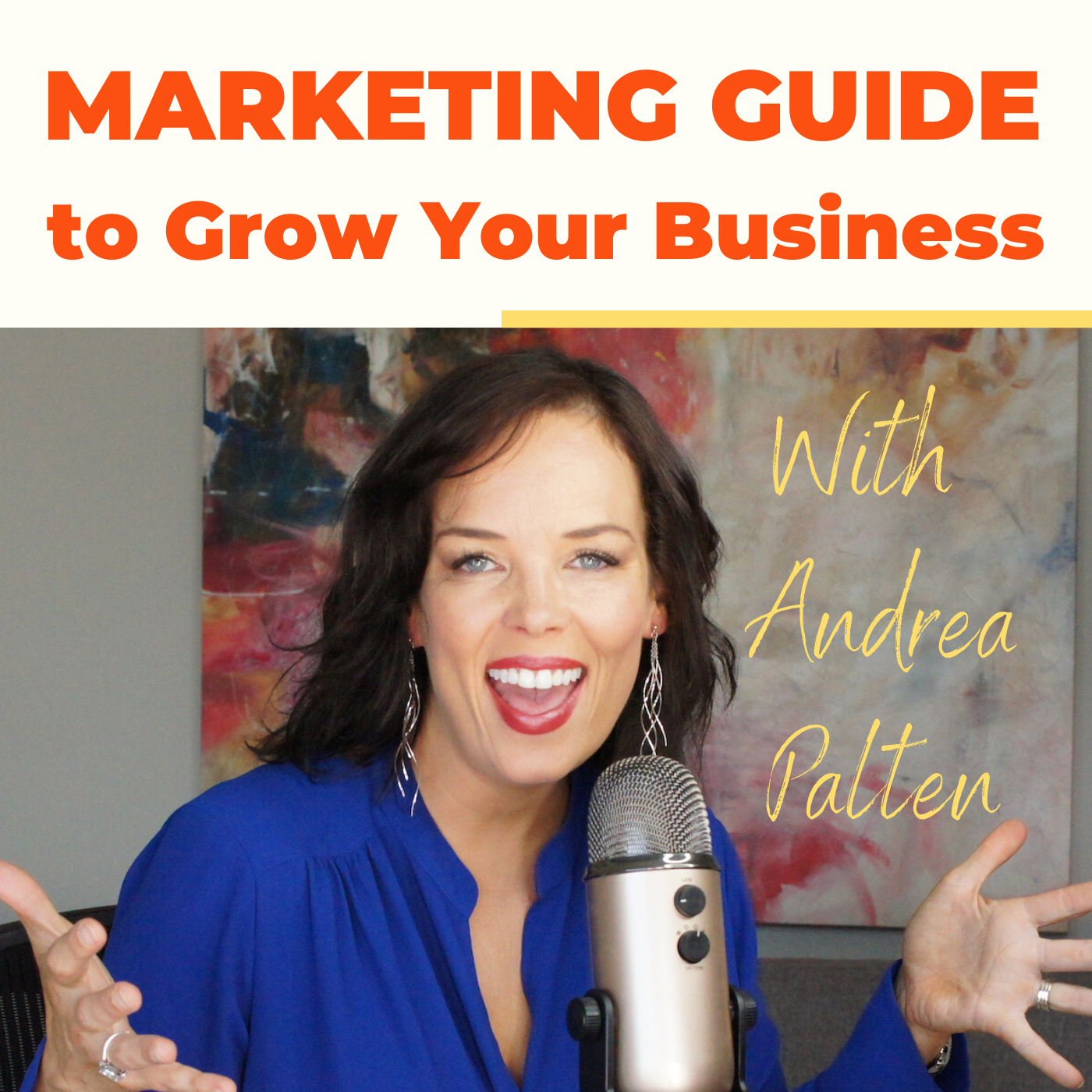 Marketing Guide to Grow Your Business show art