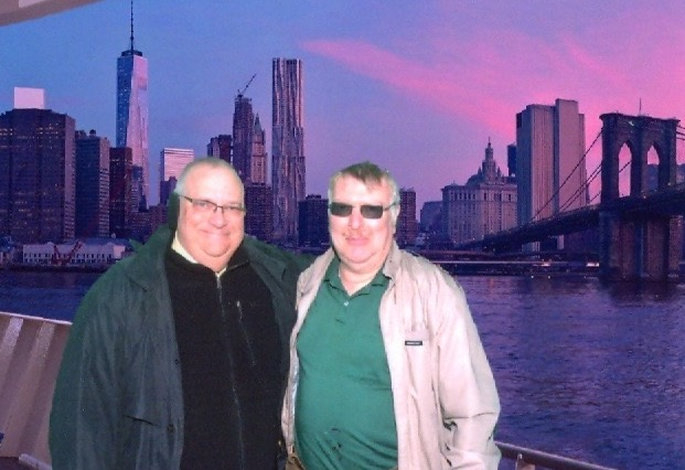 Two local priests look back on their experiences in New York on 9/11 show art