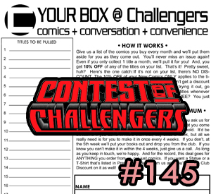 Contest of Challengers 145: Clubbing