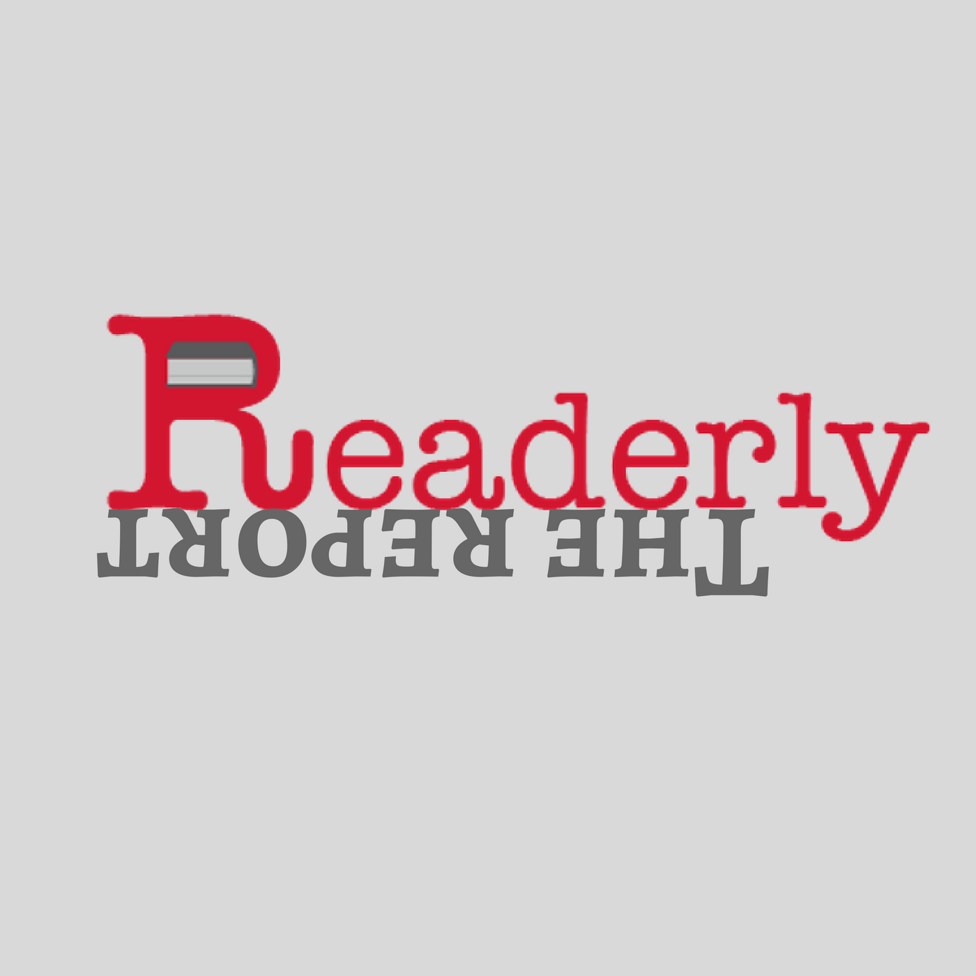 The Readerly Report show art