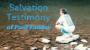 Artwork for Salvation Testimony of Paul Zander