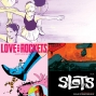 Artwork for Episode 252: Reviews of Spinning, Love and Rockets, Vol. 4 #3, and Slots #1