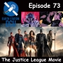 Artwork for The Earth Station DCU Episode 73 – The Justice League Movie