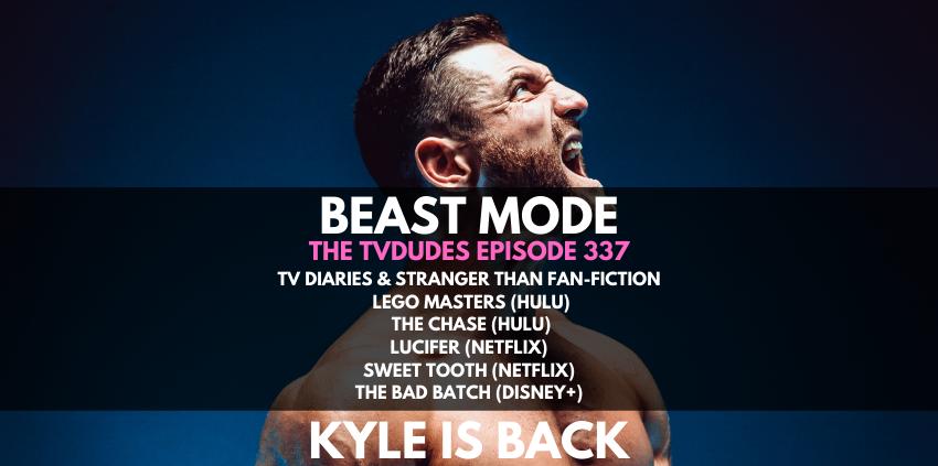 Beast Mode show art