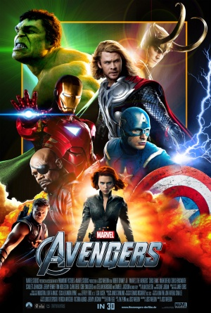 #99; Marvel the Avengers (Marvel Arc)