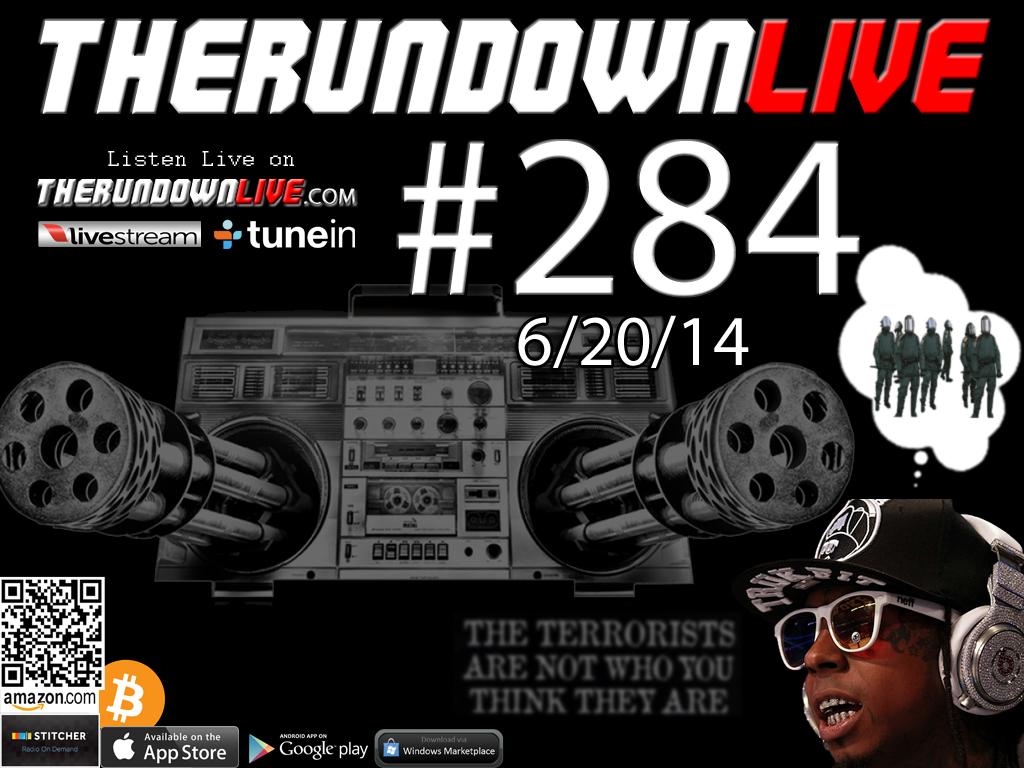 The Rundown Live #284 Open Lines (Summer Solstice,Being Offended,TSA,Prepper)