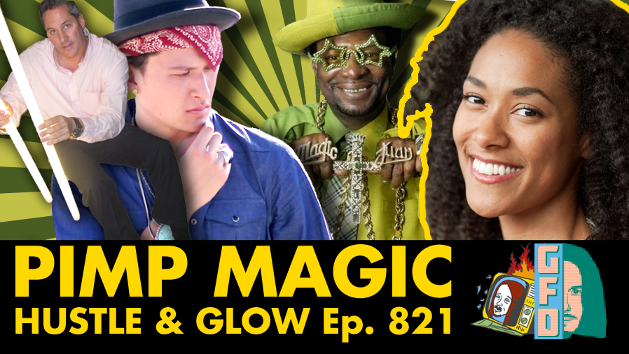 Hustle & Glow w/ Abbi Crutchfield - Ep. 821 (SCALAR ENERGY, CON ARTIST, TRISTAN STARCHILD, BISHOP DON MAGIC JUAN)