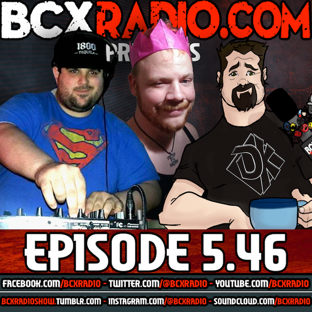 BCXradio 5.46 - Unscripted Radio