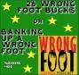 Artwork for EP098--26 Wrong Foot Bucks