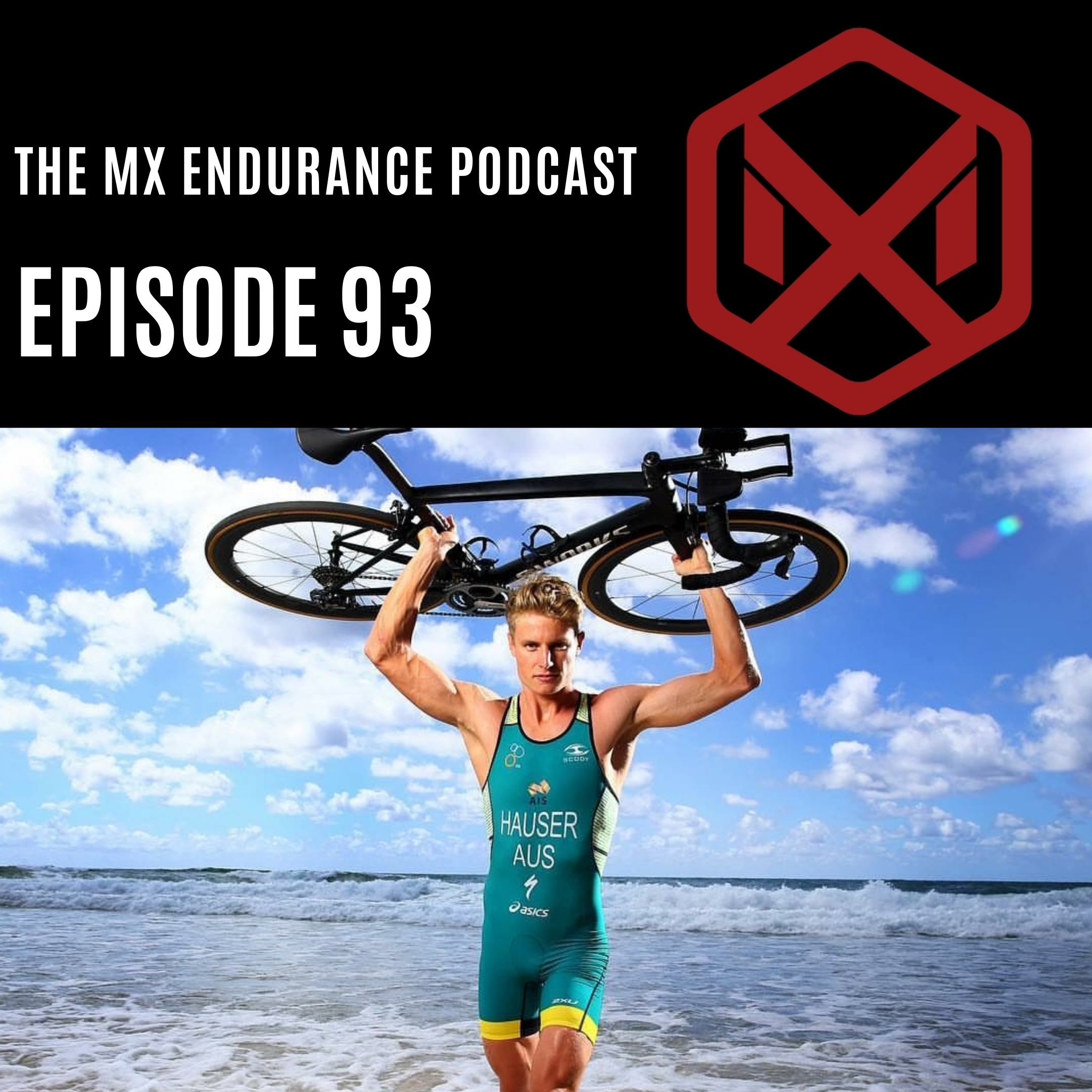 #93 - Commonwealth Games Gold Medalist Matt Hauser