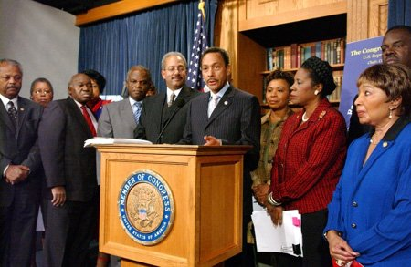 Black Caucus Finally Gets the Message: Obama's Not 'The One'
