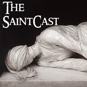 SaintCast Episode #80, St. Cecilia, new Blessed Rosmini, VocationsCast, Indonesian greetings, audio feedback +1.312.235.2278