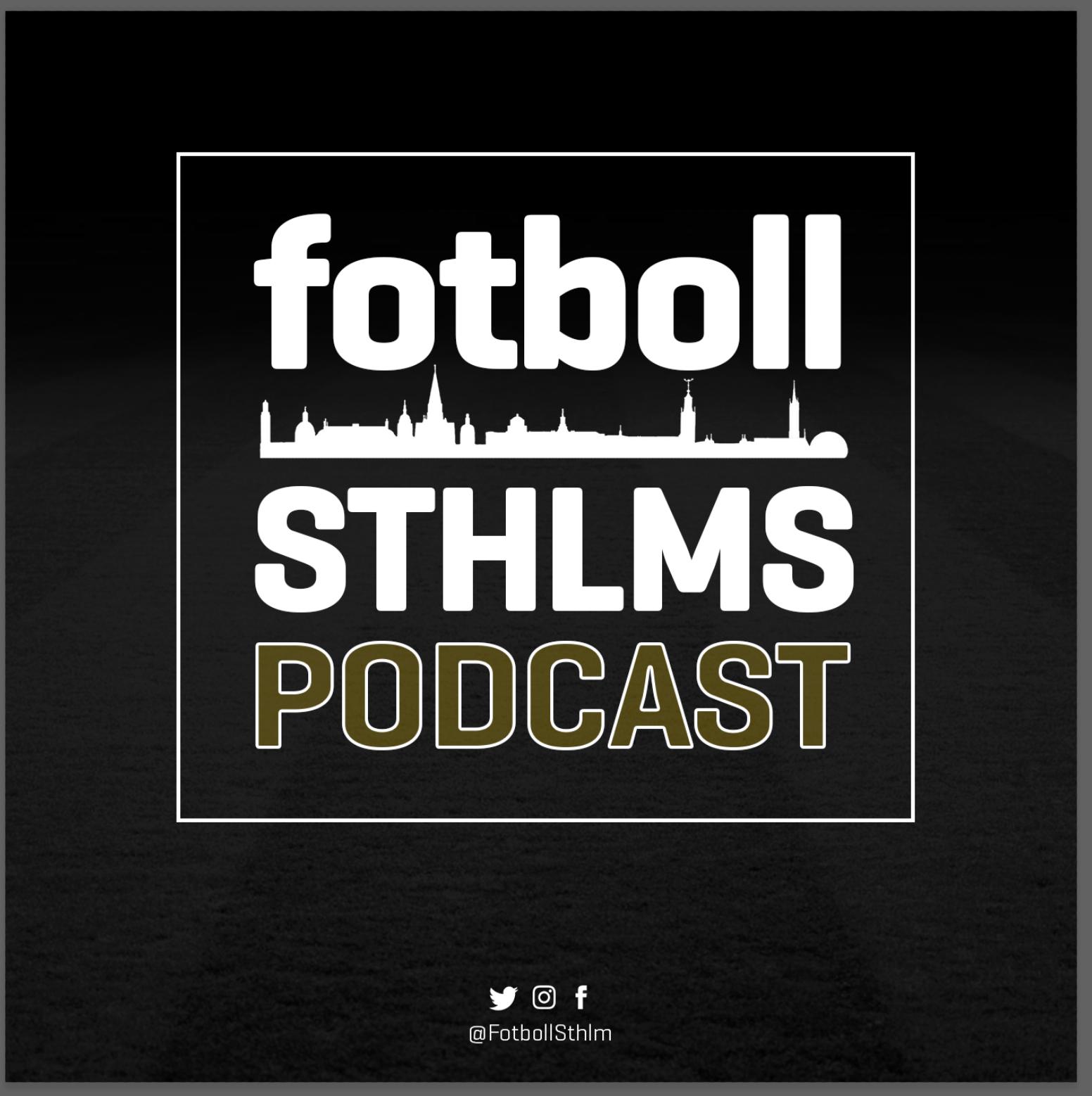 Fotboll Sthlms Podcast show art