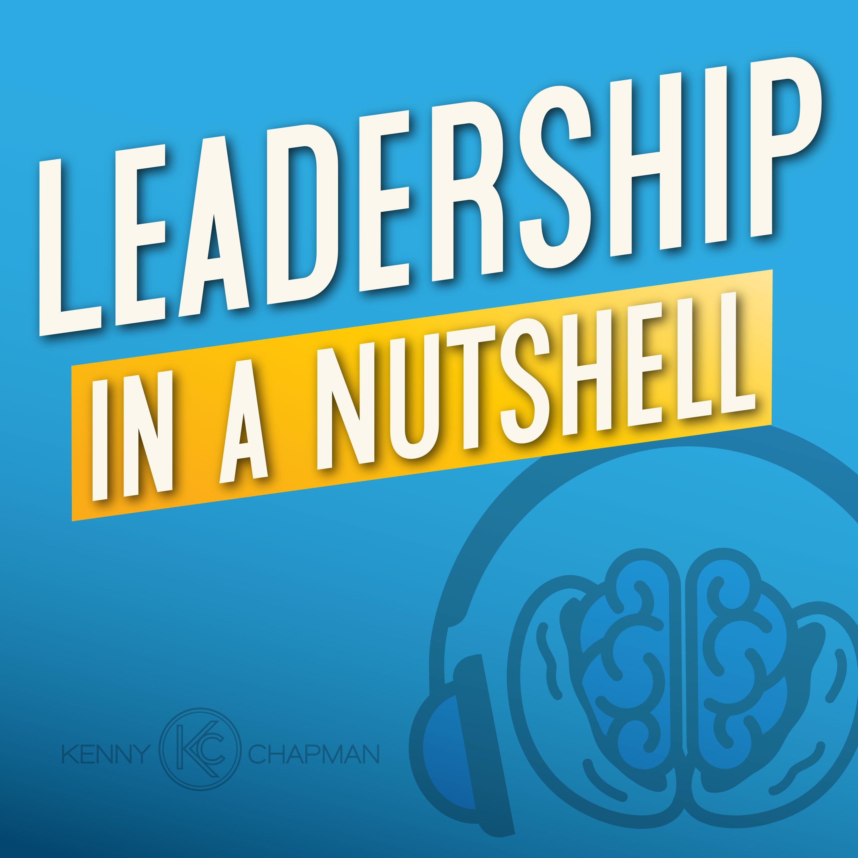 Leadership in a Nutshell show art