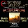 Artwork for Aftershock 2018 Brandon Mendenhall and Sebastien Paquet (Mind Over Matter)