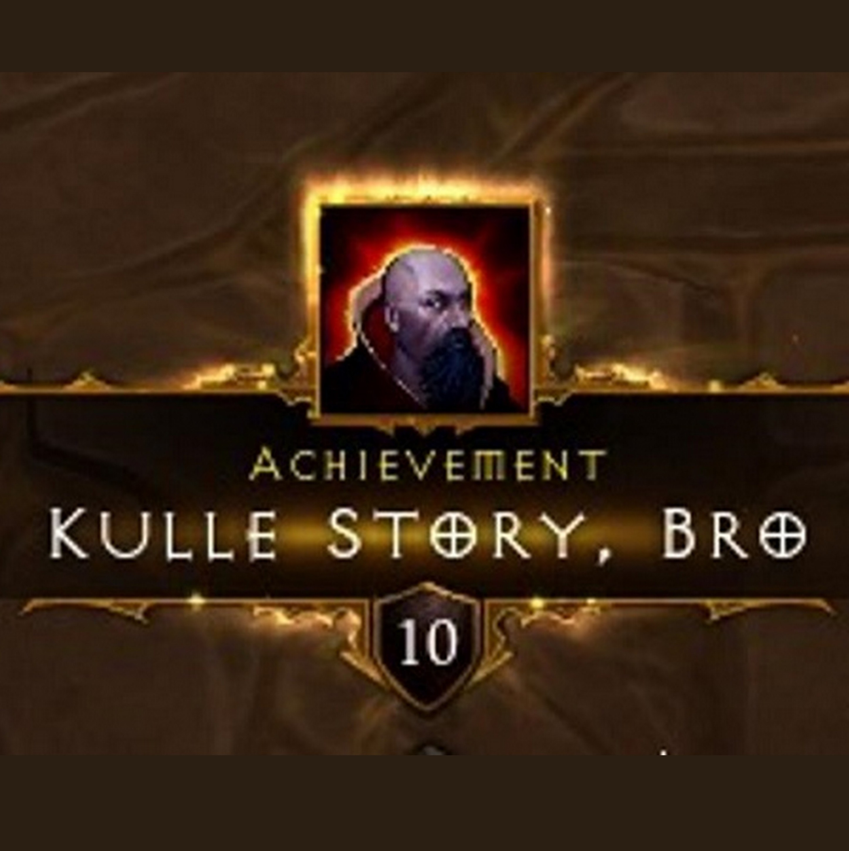 Kulle Story Bro - A Diablo 3 Podcast Episode 37