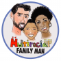 Artwork for Multiracial life in Canada and the United States and styling multiracial hair with Sylvie Vaught, Ep. 94