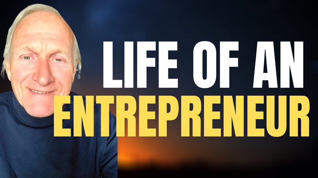 Life Of An Entrepreneur show art